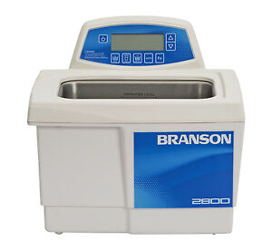 Ultrasonic Cleaner Branson Cpx2800h Digital Heat Bransonic 75 Gal Cpx 952 218