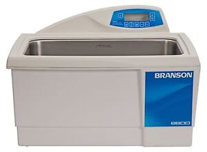 Ultrasonic Cleaner Branson Cpx8800h Digital Heat Bransonic 5 5 Gal Cpx 952 818