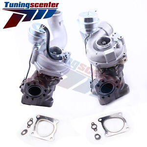 Tct Twin Turbo Charger For Audi A6 Quattro 2 7l 99 04 K04 025 K04 026