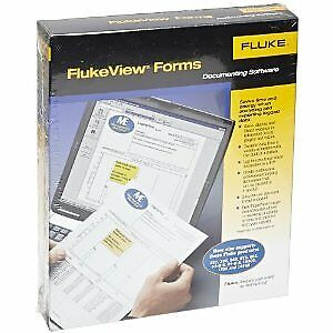 New Fluke Fvf basic Flukeview Forms W cable For 180 Series And 789