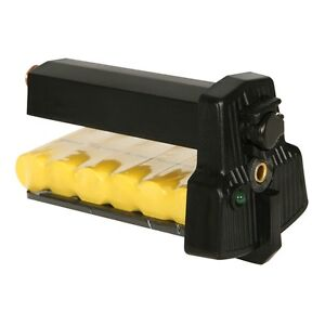 Hot Shot Rechargeable Battery Pack For Use With Hs2000 Sabre six Prods