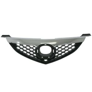 Am New Front Grille For Mazda 3 Ma1200186 Br5h50710c