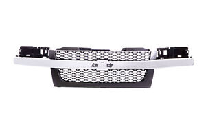 Am New Front Grille For Chevrolet Colorado Gm1200518 12335794