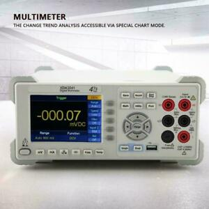 Owon Xdm3041 4 1 2 Digit Dual display Usb Rs232 Lan Bench Multimeter