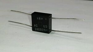 Vintage International Rectifier Co 18db2a Bridge Rectifier