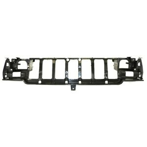 Am New Front Nose Panel Header Panel For 96 98 Jeep Grand Cherokee Plastic