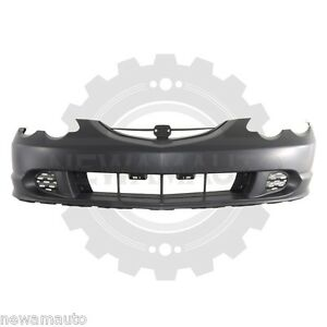 Am New Front Bumper Cover For Acura Rsx Prime Ac1000143 04711s6ma90zz