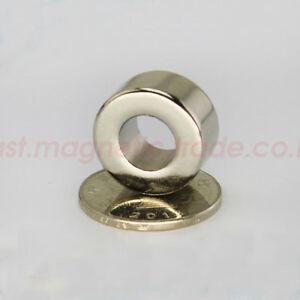 Wholesale 20mm X 10mm Countersunk 10mm Disc Hole Rare Earth Neodymium Magnet N50