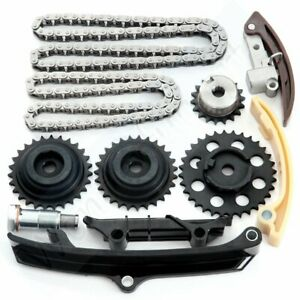 New Engine Timing Chain Kit W Gears For 97 02 Vw Jetta Golf Vr6 2 8l Afp