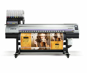 Mimaki Jv300 160 60 Wide Format Eco Solvent dye Sublimation Printer