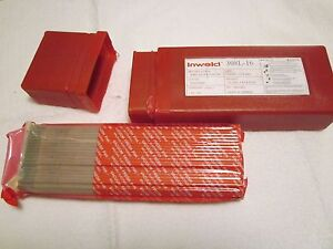 Inweld 308l 16 Stainless Steel 3 32 Welding Rod Electrodes 10 Lb Vacuum Packed