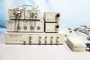 Adinstruments Complete Data Acquisition System