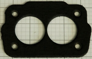 Rochester 2 Barrel Carb To Intake Insulator Gasket 1 4 Thick Reinf Corners