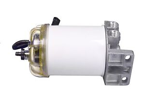 Racor 660r10 Gasoline Diesel Marine Spin On Fuel Filter Water Separator W R60t