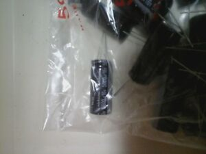 Capacitor 5600mfd 16vdc Nichicon 250 Pieces 5 Bags Of 50 Each