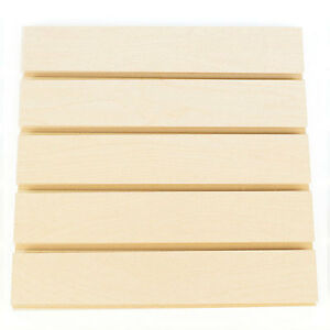2 Pc New Or Retail Birch Veneer Slatwall Panel 8 w X 4 h 3 oc