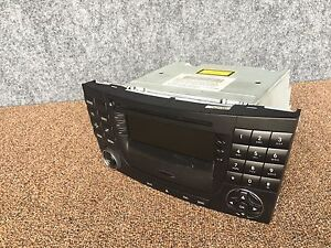 Mercedes Benz Oem W211 Radio Control Unit Audio Cd Player A2118271242