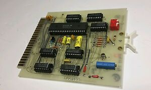 Panametrics 703 622 Moisture Analyzer Board For Dvm Voltmeter 710 622g New 89ea