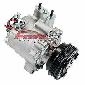 A C Ac Compressor For 03 05 Honda Civic 1 3l Hybrid Co 3605ac 38810pza004