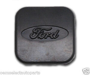 Oem New Ford Logo Rubber Receiver 1 1 8 Tow Bar Cap 29mm Hitch Cover Class 2