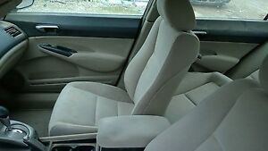 Front Seat Honda Civic Right 06 07 08 09 10 11