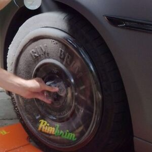 Rimbrim Protect Wheels Calipers And Discs From Tire Shine Overspray
