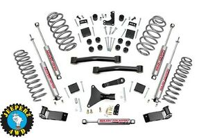 99 04 Jeep Wj Grand Cherokee 4 Suspension Lift Kit 698 20 same Day Shipping