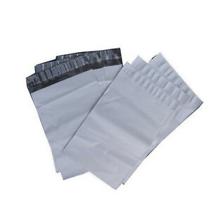 Poly Mailers Shipping Envelopes Self Sealing Plastic Mailing Bags Choose Size