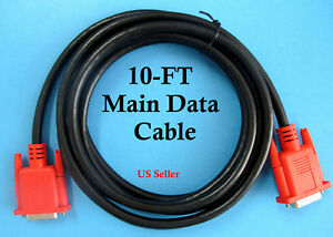 10 Feet Snap On Mt2500 Solus Pro Modis Scanner Data Cable Replaces Mt2500 5000