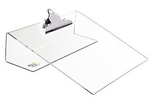 Clipboards Adapt ease Ergonomic Writing Slant Board White