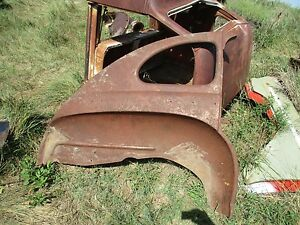 Nos 41 42 46 47 48 Ford Rear Quarter Panel