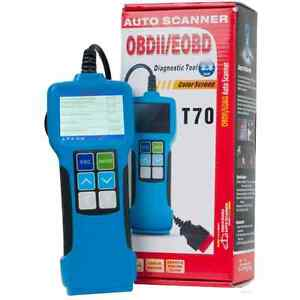 T70 For Volkswagen Vw Professional Diagnostic Code Fault Reader Obd2 Scanner