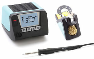 Weller Wt1011n With Wt1 Soldering Station And Wp65 Iron