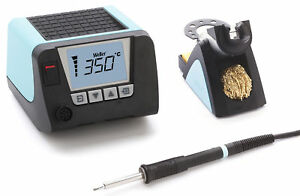 Weller Wt1013n With Wt1 Soldering Station And Wp80 Iron
