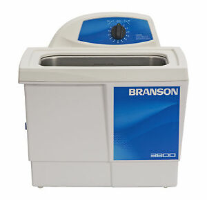 Ultrasonic Cleaner Branson M3800 Mechanical Timer 60 Min 1 5 Gal Cpx 952 316