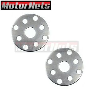 Chevy Ford Mopar Water Pump Pulley Fan Spacer 2x Kit Sbc Bbc 327 350 427 454 302