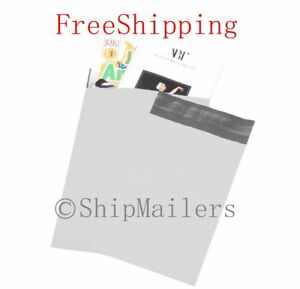 12x16 White Poly Mailer Self Sealing Shipping Envelopes Bags 12 x16 6