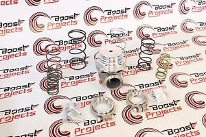 Tial Mvs Authentic 38mm Silver Wastegate With V Band Flanges Mv S 001931