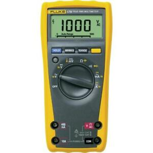 Fluke 179 Digital Multimeter 6000 Count Dmm Backlight Temperature Measurement