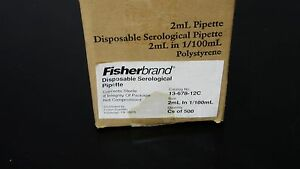 Fisherbrand 2 Ml Disposable Serological Pipette
