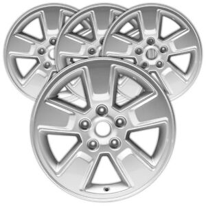 16 Silver Rim By Jte For 2008 2012 Jeep Liberty 16x7 Set Of 4