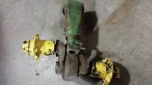 John Deere Roll O Matic Front End