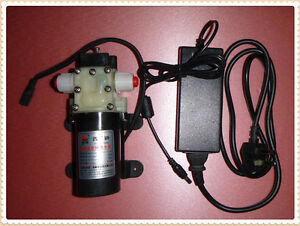 Dc 12v Micro Diaphragm Water Pump 45w electric Power 5a use In Glassware