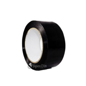 Tapessupply 1 Roll Black Vinyl Pvc Electrical Tape 2 X 66 Flame Retardant