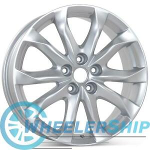 New 18 X 7 Alloy Replacement Wheel For Mazda 3 M 2014 2015 2016 Rim 64962