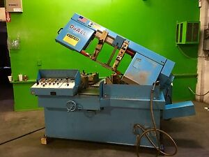 Doall C 305a Automatic Band Saw 12 X 12