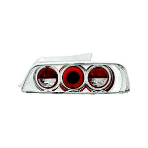 Ipcw 97 01 Honda Prelude Tail Lamps Crystal Clear Cwt 739c2 Pair