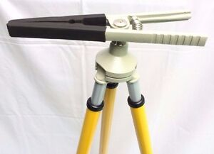 Prism Pole Yellow Tripod for Surveying Total Station Sokkia topcon trimble