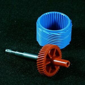Np242 Speedometer Helical Drive Gears For Transfer Case Hmmwv Hummer M998