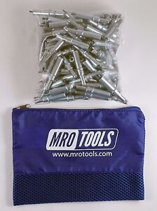 100 3 32 Cleco Sheet Metal Fasteners W Mesh Carry Bag k2s100 3 32